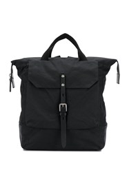 Ally Capellino Frances Backpack Black