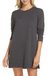 Make Model Sleepy Tunic Shirt Grey Wolf Heather