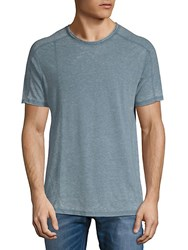 Civil Society Heathered Cotton Tee Grey
