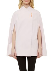 Ted Baker Aillaa Core Wrap Cape Baby Pink