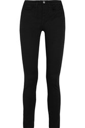 Mih Jeans M.I.H Bodycon High Rise Skinny Black