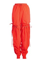 Y Project Convertible Track Pants Red