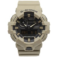 G Shock Casio Ga 700Uc 5A 'Utility Colour' Watch Neutrals