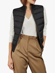 Ted Baker Lyydia Quilted Gilet Black