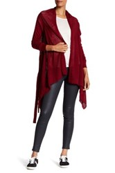 Zadig And Voltaire Ana Merino Wool Cardigan Red
