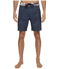 Body Glove Vapor Trimming Boardshorts Charcoal Men's Shorts Gray