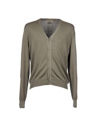 Heritage Cardigans Military Green