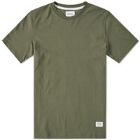 Norse Projects Niels Basic Tee Green