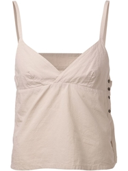 Arts And Science Triangle Camisole Top Nude And Neutrals