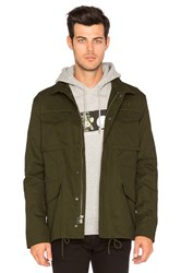 Undefeated Field Jacket Olive