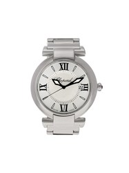Chopard 2000 Pre Owned Imperiale 36Mm Silver