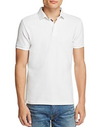 Superdry Classic City Regular Fit Polo Shirt White