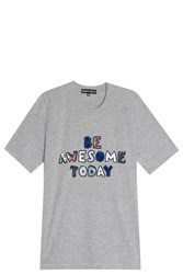 Markus Lupfer Be Awesome T Shirt