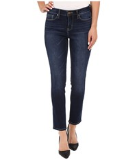 Calvin Klein Jeans Ankle Skinny In Inky Medium Inky Medium Women's Blue
