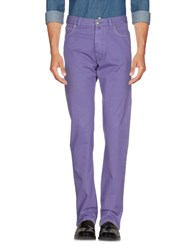 Historic Research Casual Pants Purple