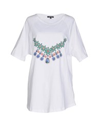 Denny Rose Topwear T Shirts Women White
