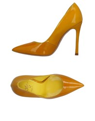 Icone Pumps Ocher