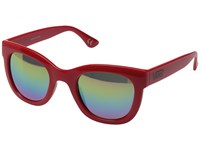 Vans Catch Ya Later Sunglasses Lollipop Sport Sunglasses Red