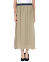 Aniye By Long Skirts Dove Grey