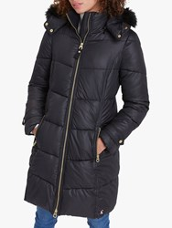 Joules Snowbury Padded Coat Black