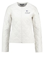 Gaastra Barbara Light Jacket Offwhite Off White