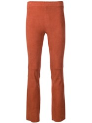Stouls Larry Trousers Brown