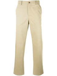 Golden Goose Deluxe Brand Chino Trousers Nude Neutrals