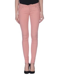 Met And Friends Denim Pants Pastel Pink
