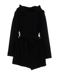 Crea Concept Full Length Jackets Black