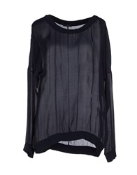 Kayla Shirts Blouses Women Black