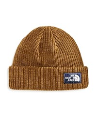 The North Face Salty Dog Beanie Brown Field