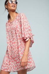 Anthropologie Eberjey Annette Cover Up Pink