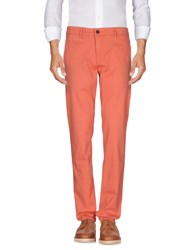 Rifle Casual Pants Salmon Pink