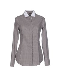 Robert Friedman Shirts Shirts Women Dark Brown