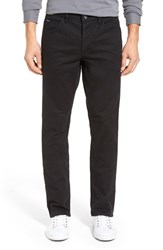 Men's 'Stay Rvca' Slim Straight Pants Black