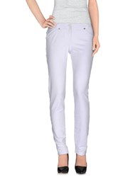 Napapijri Trousers Casual Trousers Women White