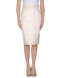 Aquilano Rimondi Aquilano Rimondi Skirts Knee Length Skirts Women