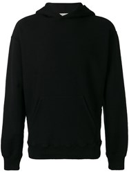 Golden Goose Deluxe Brand Pull Over Hoodie Black