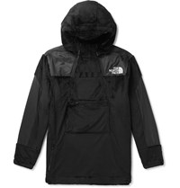 The North Face Black Series Shell Trimmed Fleece Jacket Black