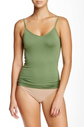 Free Press Seamless Cami Green
