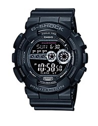G Shock Black Out Digital Watch