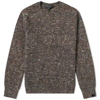 Rag And Bone Theon Crew Knit Brown