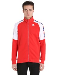 Kappa Authentic Zimsa Slim Sweatshirt Jacket