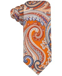 Countess Mara Marrakash Paisely Tie Orange