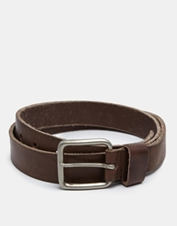Royal Republiq Stone Leather Belt Brown