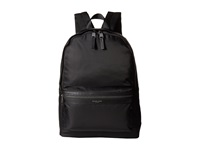 Michael Kors Kent Lightweight Nylon Backpack Black Backpack Bags