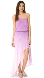 Young Fabulous And Broke Kylie Dress Pale Purple Ombre