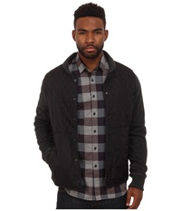Howe Shots Fired Button Up Knit Grey Heather Men's Clothing Gray