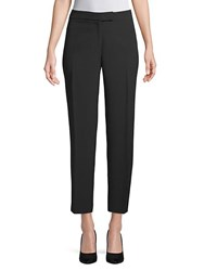 Anne Klein Relaxed Fit Classic Pants Black