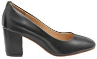 Ravel Weston Block Heeled Shoes Black